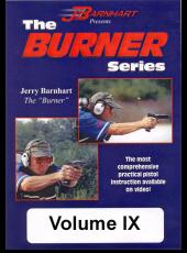 dvd cover Volume IX-shadow